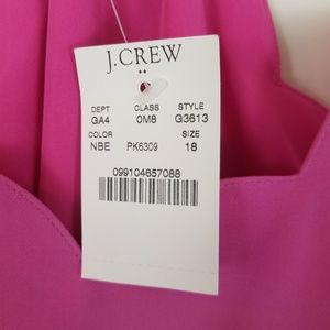 J. Crew Factory Dresses - J. CREW Factory Scalloped Tank Dress Size 18 Pink